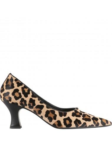 Lou. Salón leopardo tacón